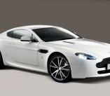Aston Martin Vantage Coupe 0