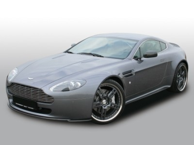 Aston Martin Vantage Coupe 1
