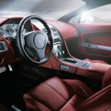Aston Martin Vantage Coupe 4