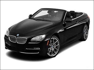 BMW 650i M Sport Convertible 1