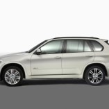 BMW X5 with M Sports package (02/2010)