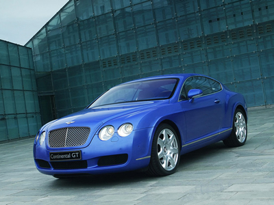 Bentley Continental Supersports 1
