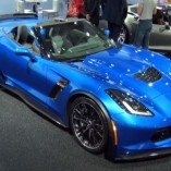 Corvette Stingray Convertible Z06 2