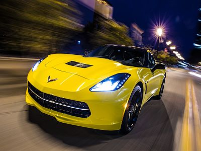 Corvette Stingray Convertible Z51 2