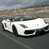 Lamborghini Gallardo Spyder 2