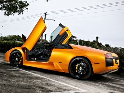 Lamborghini Murcielago LP640 2 Renting ...