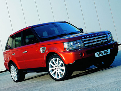 Land Rover Range Rover Sport Supercharged 1