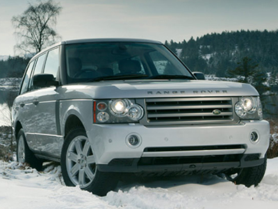 Land Rover Range Rover Supercharged 1