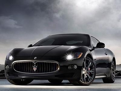 Maserati Gran Turismo 1