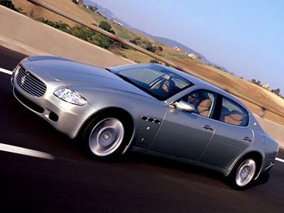 Maserati Quatroporte 1