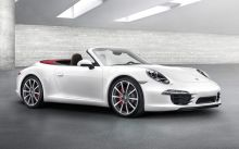 Porsche Carrera Convertible 0