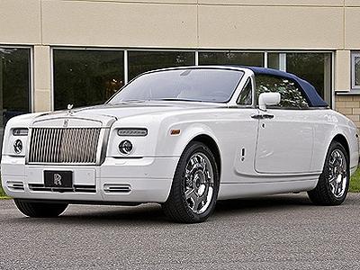 Rolls Royce Drophead 1