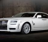 Rolls Royce Ghost 0