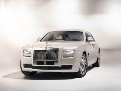 Rolls Royce Ghost 1